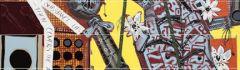 Lari Pittman: Nuevos Caprichos