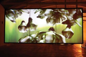 Haluk Akakçe, Illusion of the First Time, 2002, 3-channel video installation, 6 min 29 sec, colour, sound. Sound composed by Dan Donavan in collaboration with the artist.