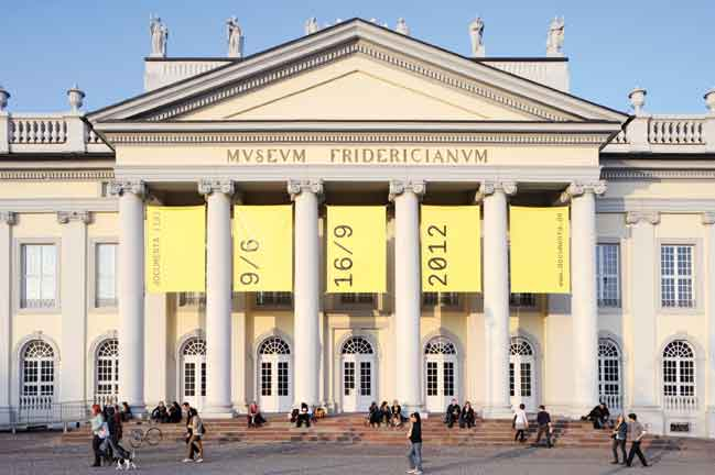 Museum Fridericianum, 2012. Photo: Nils Klinger © dOCUMENTA (13).