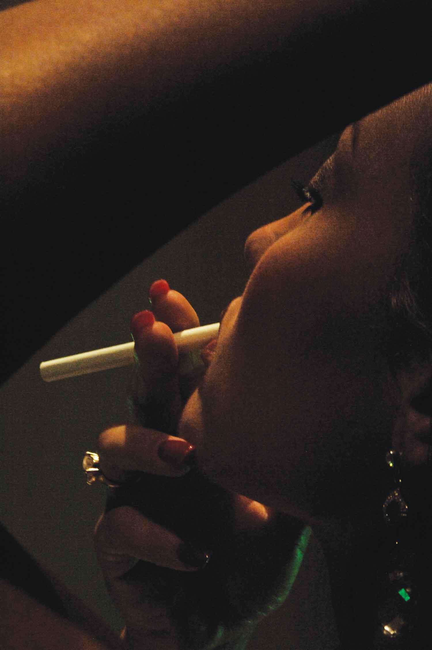 Aryan Kaganof, SMS Sugar Man, 2005-2006, cellphone-made film, 81 min. Courtesy of the artist.