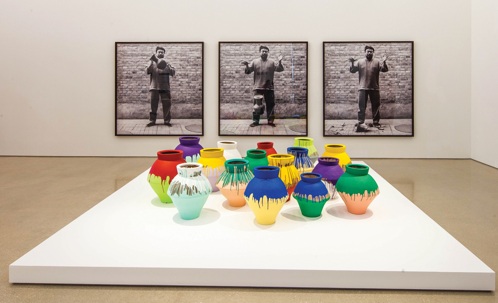 Artpulse Magazine Features Ai Weiwei According To What