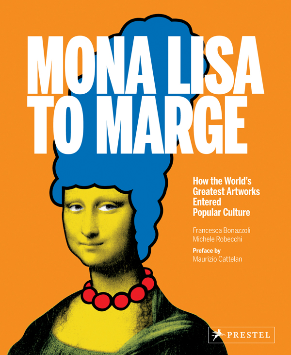 Pop Culture: ARTPULSE MAGAZINE » Features » Mona Lisa To Marge: How The