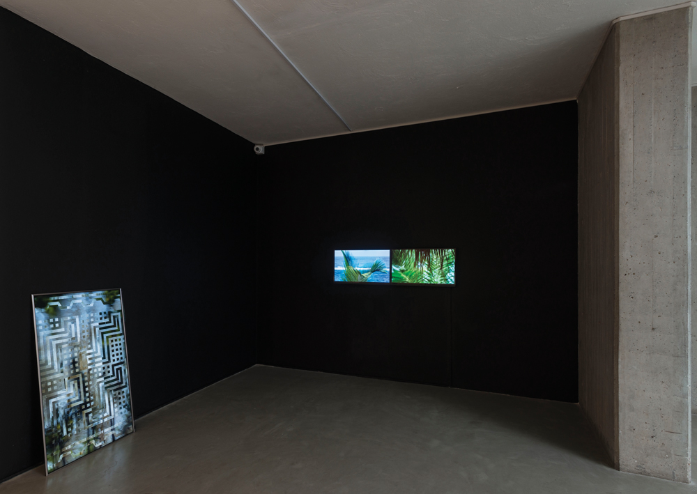 Monika Bravo, URUMU, 2014,  installation view. Photo: Oscar Monsalve.