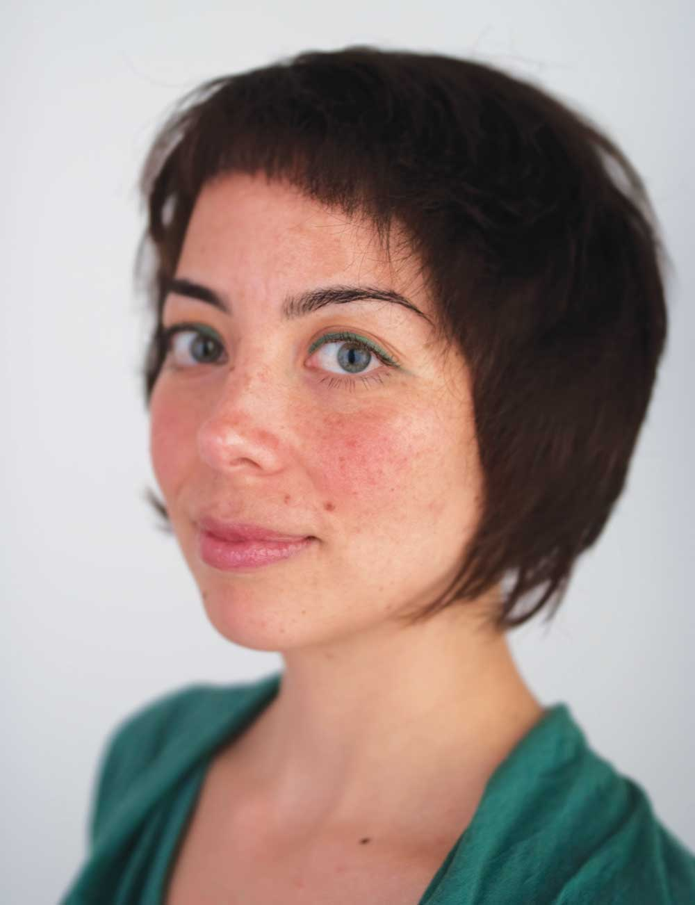 Rotterdam based curator Nat Muller.