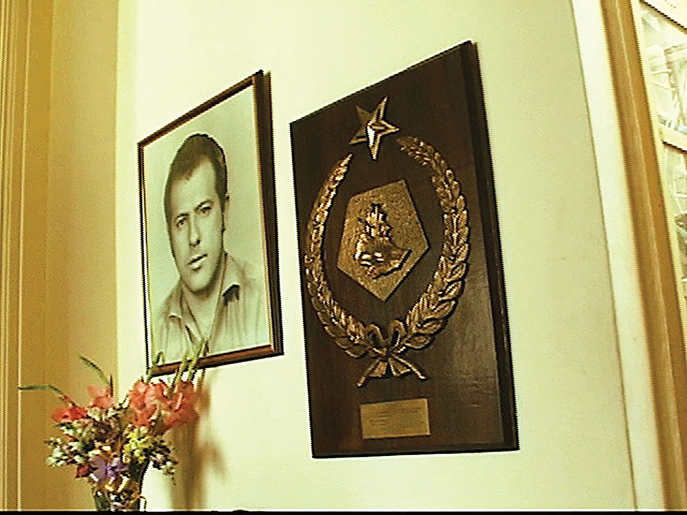 Henry Eric Hernández, Cuentos cortos (episodio negro), 2006-2008, still, documentary series of six chapters, 17min, digital video. All images are courtesy of the artist.