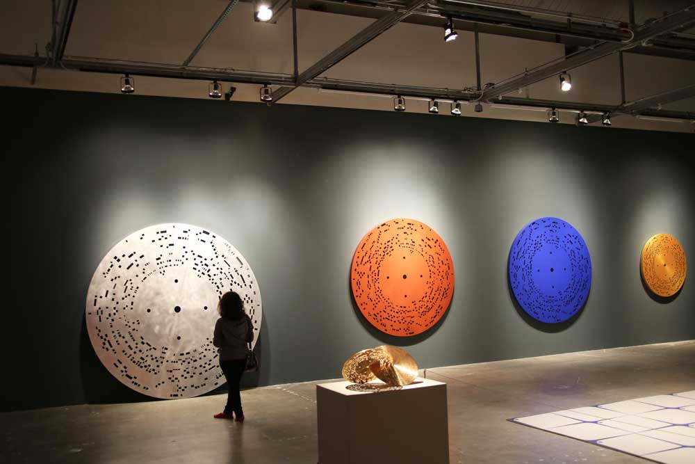 """The Other Dimension,"" installation view"