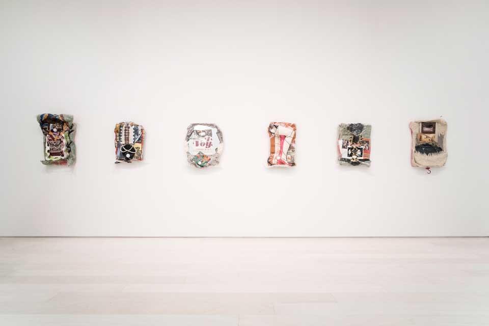Danai Anesiadou, ANONEROUSANUS: SOFT DISCLOSURE, 2015–17, installation view, EMST—National Museum of Contemporary Art, Athens, documenta 14. Photo: Mathias Völzke.