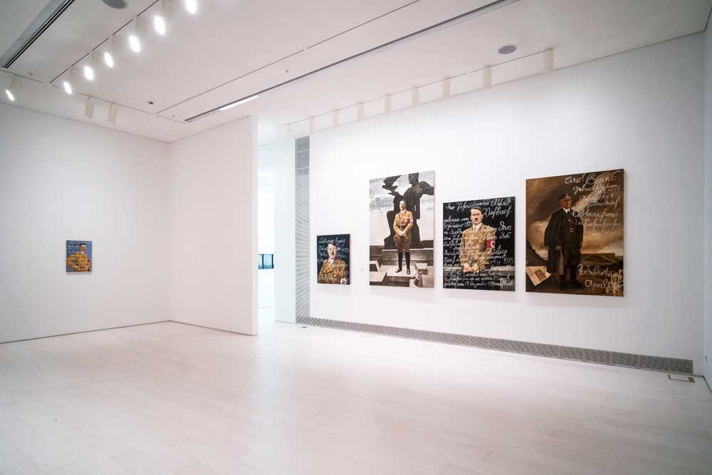 Piotr Uklański and McDermott & McGough, The Greek Way, 2017, installation view, EMST—National Museum of Contemporary Art, Athens, documenta 14. Photo: Mathias V¬ölzke.